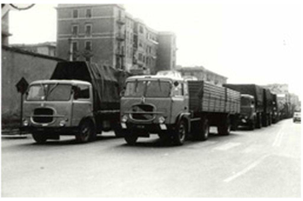 Autotrasporti industriali vicenza e milano